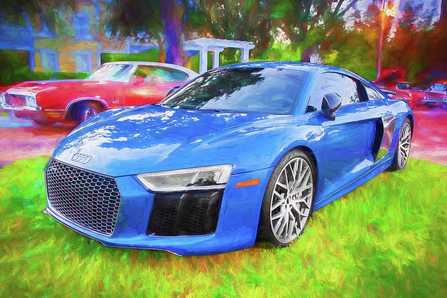 2017 Audi R8 V10 Plus 110 by Rich Franco