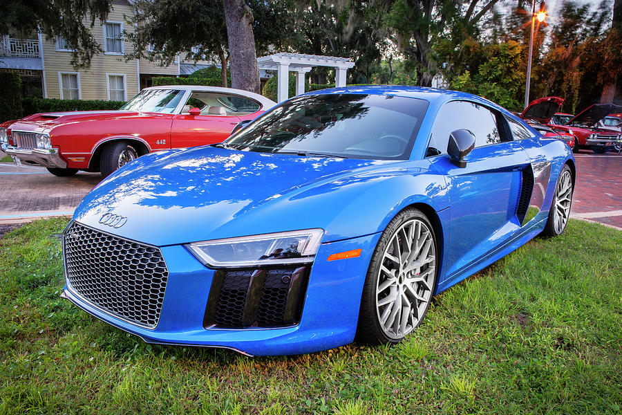 2017 Audi R8 V10 Plus 111 by Rich Franco