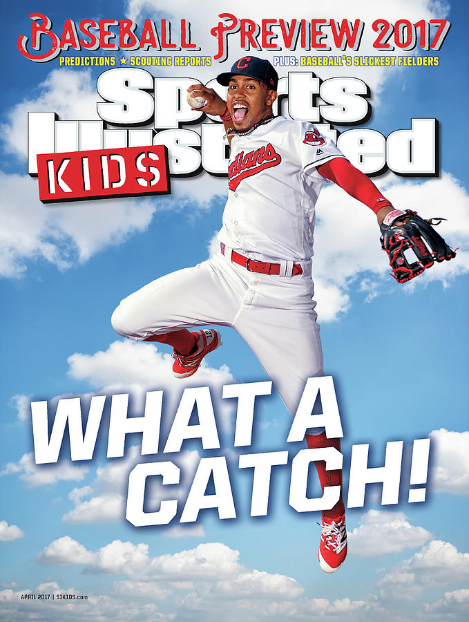 2017 Sports Illustrated for Kids MLB Season Preview Issue Photograph by Sports Illustrated