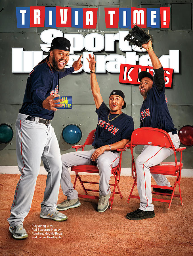 2018 Sports Illustrated for Kids Trivia Issue Cover Photograph by Sports Illustrated
