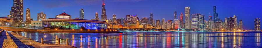 Nba All Star Game 2020 Chicago Photograph