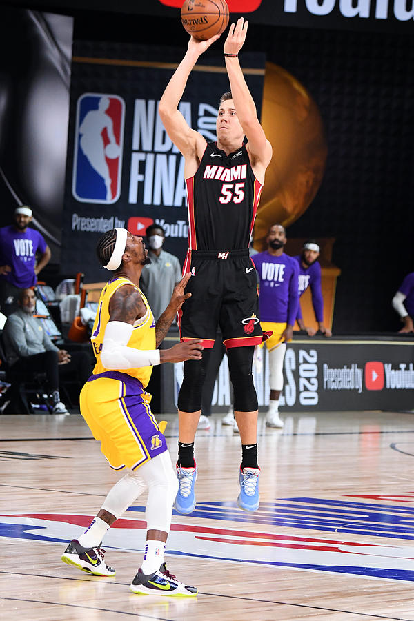 2020 NBA Finals - Los Angeles Lakers v Miami Heat Photograph by Andrew D. Bernstein