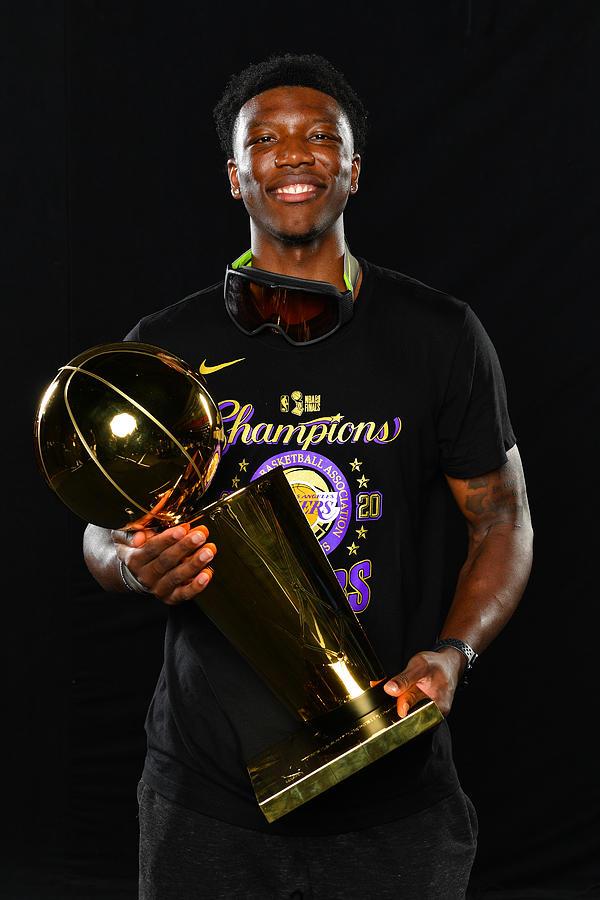 2020 NBA Finals - Los Angeles Lakers v Miami Heat Photograph by Jesse D. Garrabrant