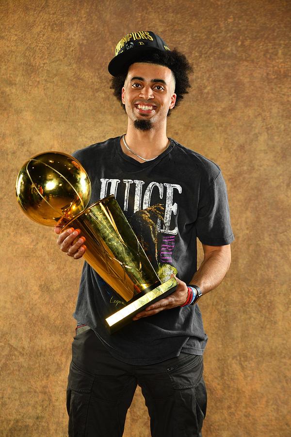 2021 NBA Finals Portraits Photograph by Jesse D. Garrabrant