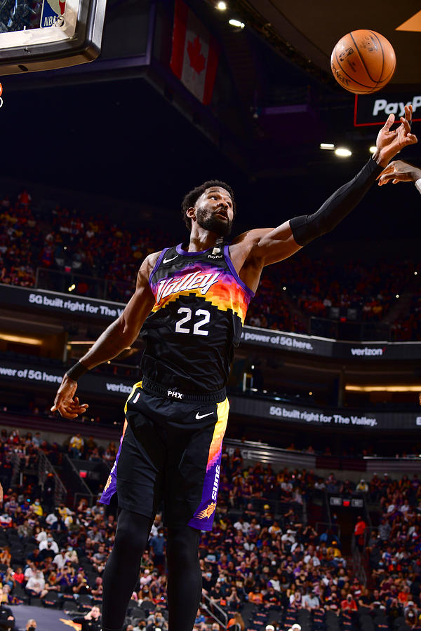 2021 NBA Playoffs - Los Angeles Lakers v Phoenix Suns Photograph by Barry Gossage