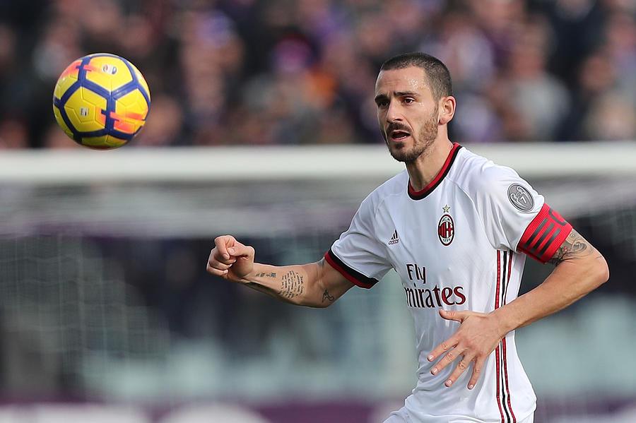 ACF Fiorentina v AC Milan - Serie A Photograph by Gabriele Maltinti