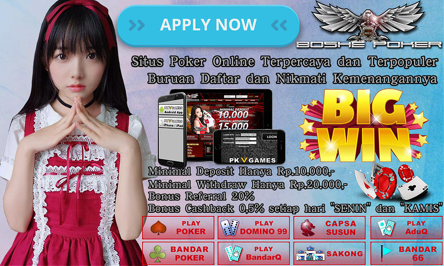 Boshepoker Agen Poker Server Terbaru Dan Domino Terpercaya Indonesia Mixed Media By Cindy Louis