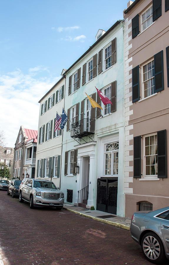 22 Church Street - Charleston Photograph