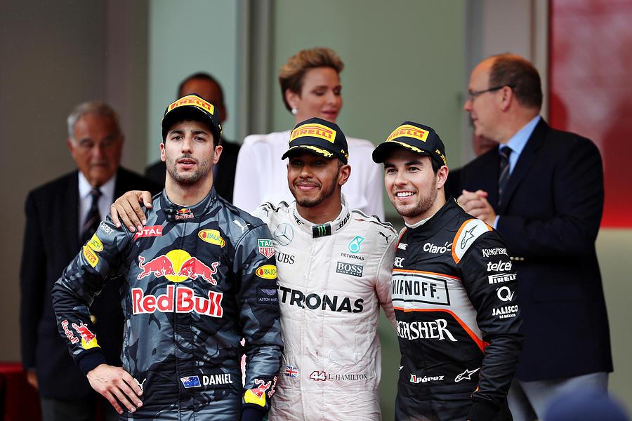 F1 Grand Prix of Monaco Photograph by Mark Thompson