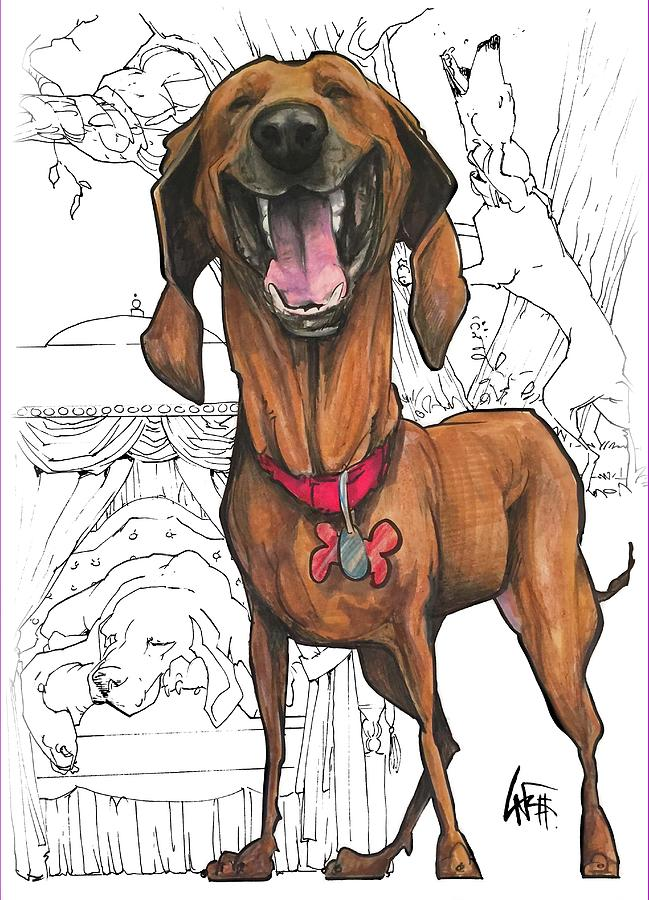 2229 Bruno Drawing