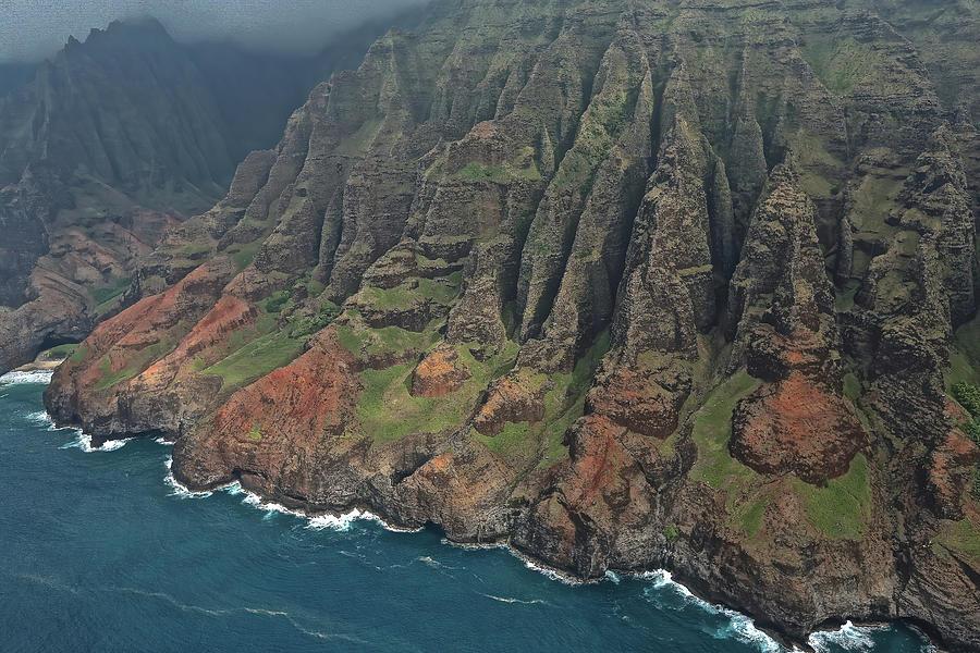 Kauai Aerial by Steven Lapkin