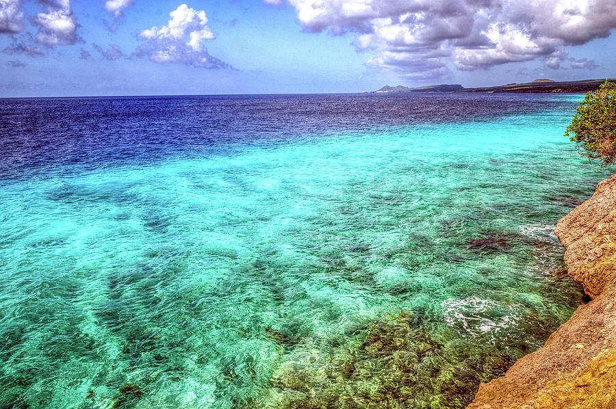 Bonaire Dutch Antilles by Paul James Bannerman