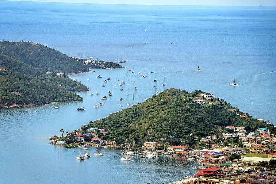 St. John United States Virgin Islands by Paul James Bannerman