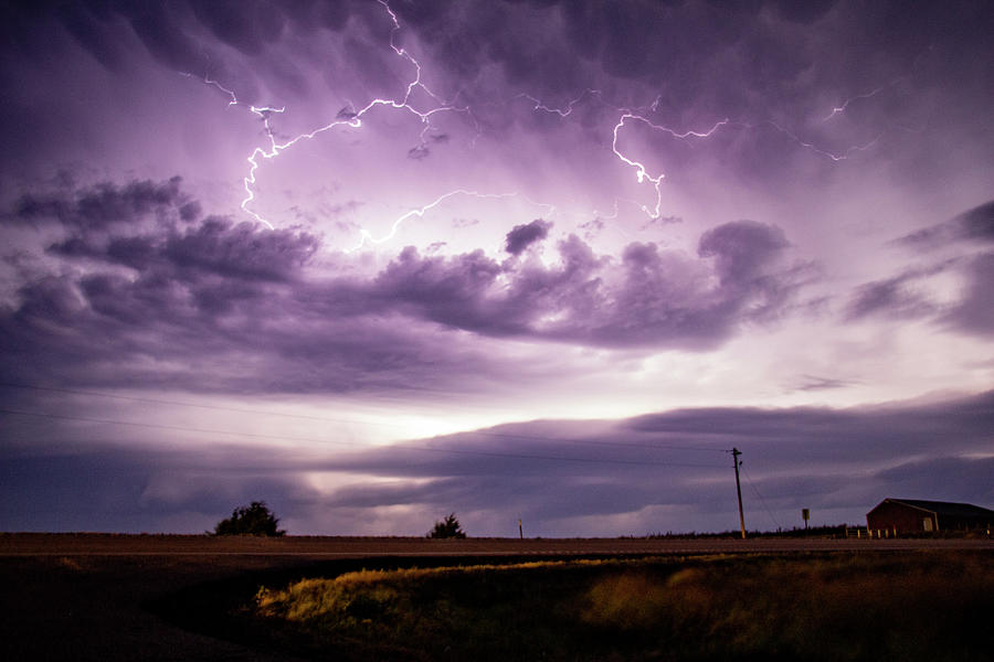 2nd Supercell a Cometh 024 by Dale Kaminski
