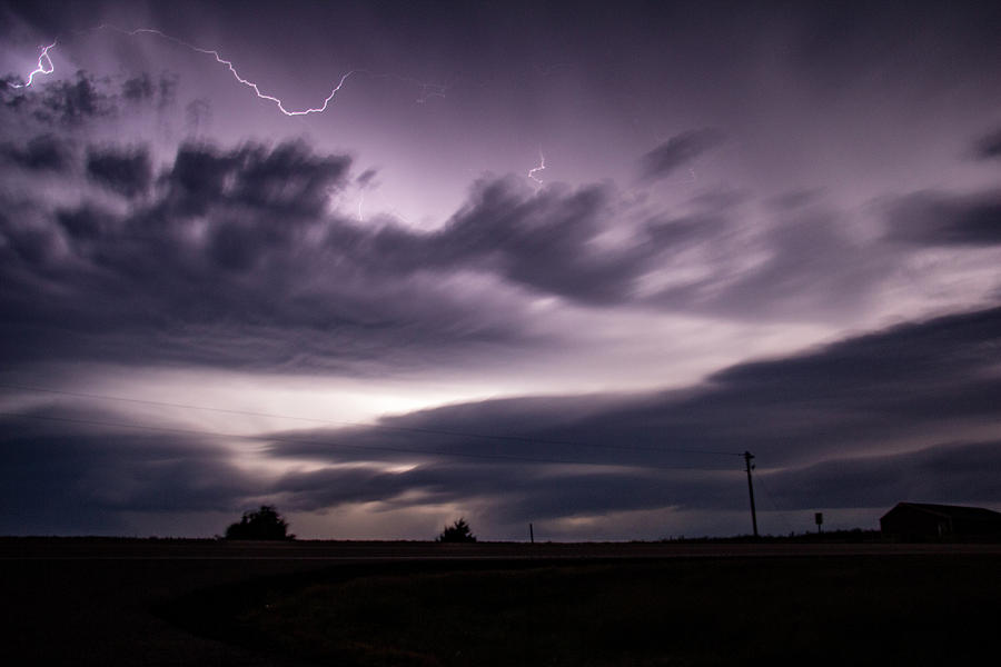 2nd Supercell a Cometh 028 by Dale Kaminski