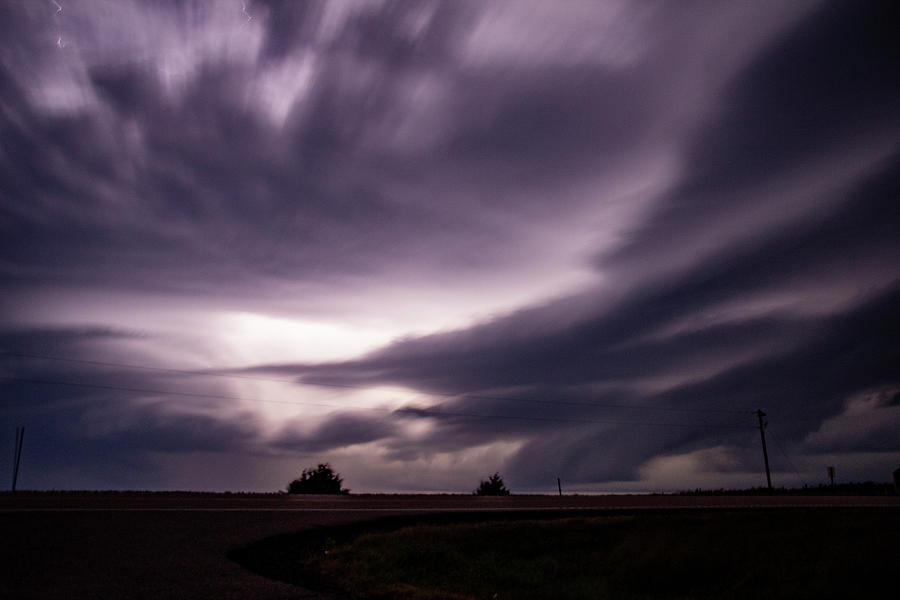 2nd Supercell a Cometh 033 by Dale Kaminski