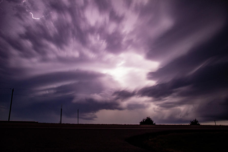2nd Supercell a Cometh 039 by Dale Kaminski