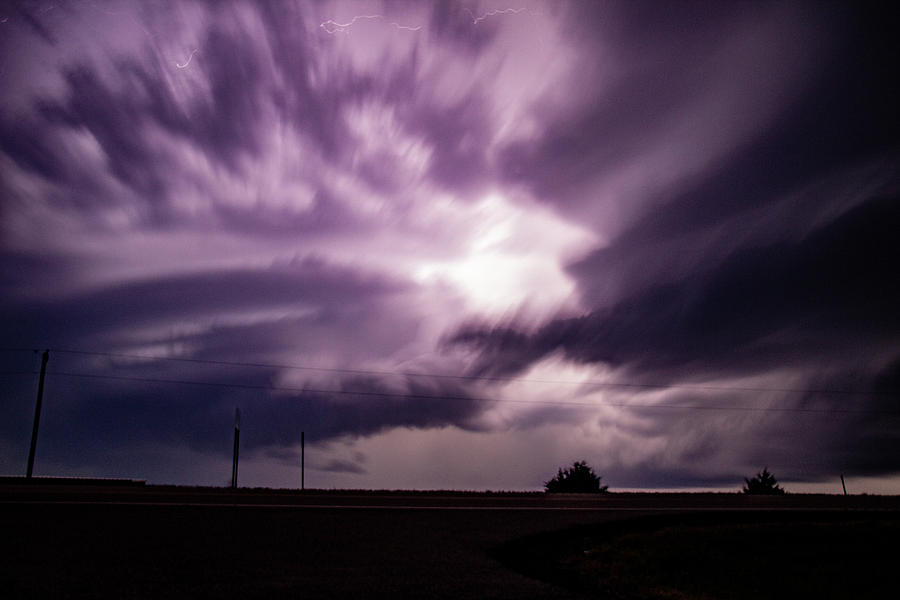 2nd Supercell a Cometh 040 by Dale Kaminski