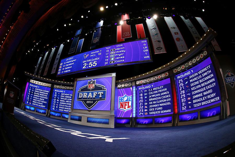2014 NFL Draft Photograph by Elsa
