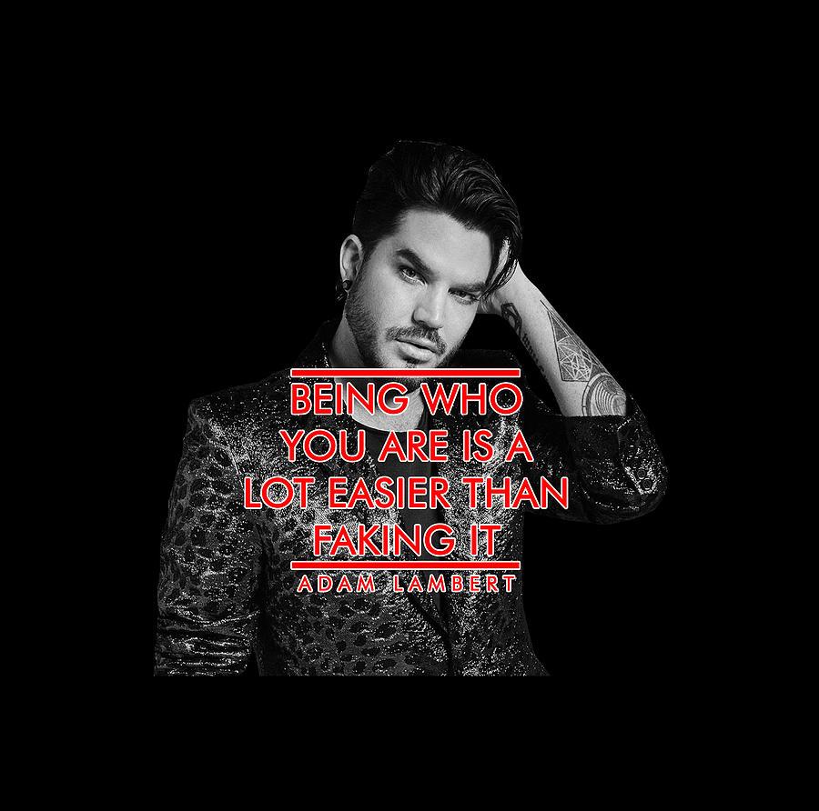 Adam Lambert: The Original High Album Review   Time
