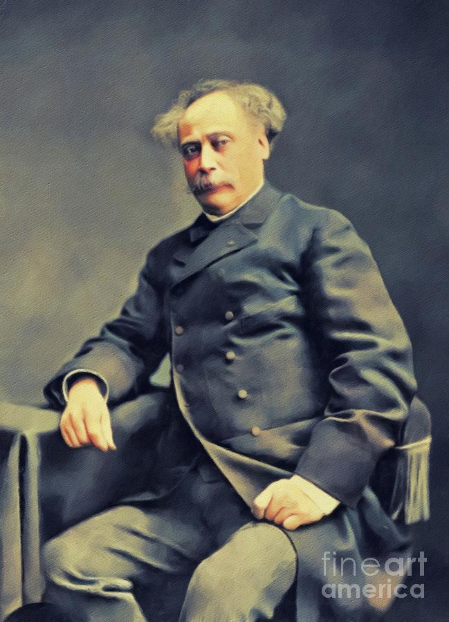 Alexandre Dumas, Literary Legend by John Springfield