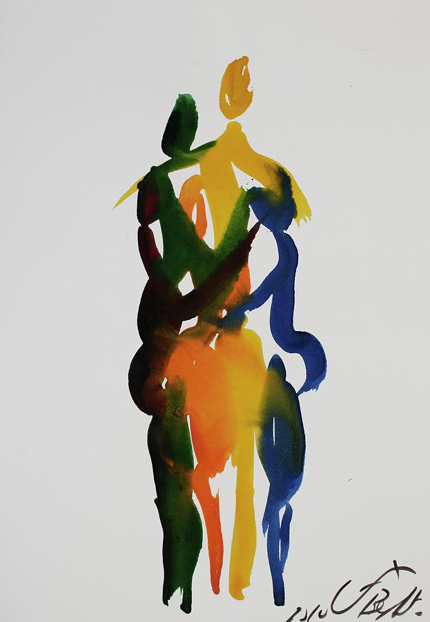 Arembepe 24 Painting