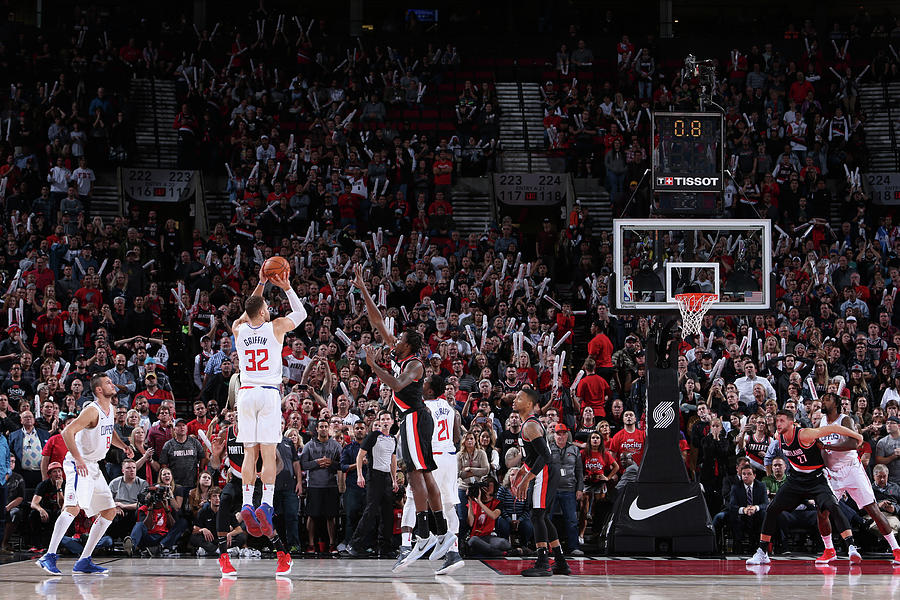 Blake Griffin Photograph by Sam Forencich