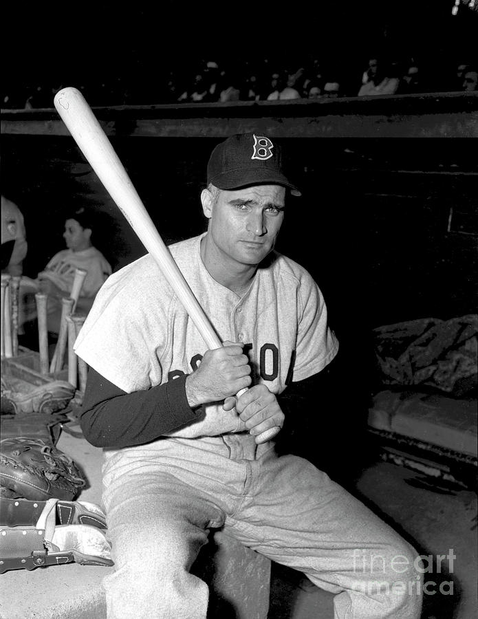 Bobby Doerr Photograph by Kidwiler Collection