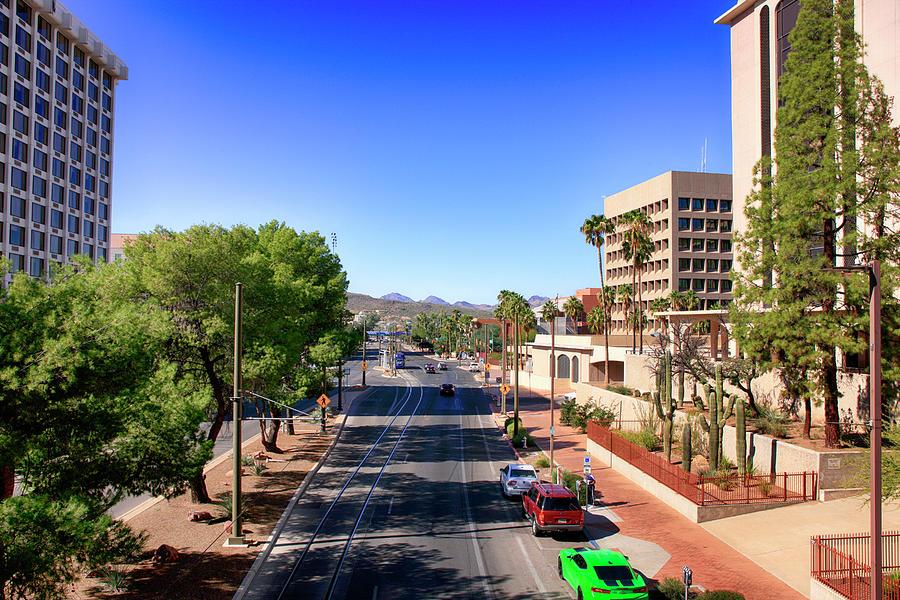 Congress Street Tucson by Chris Smith