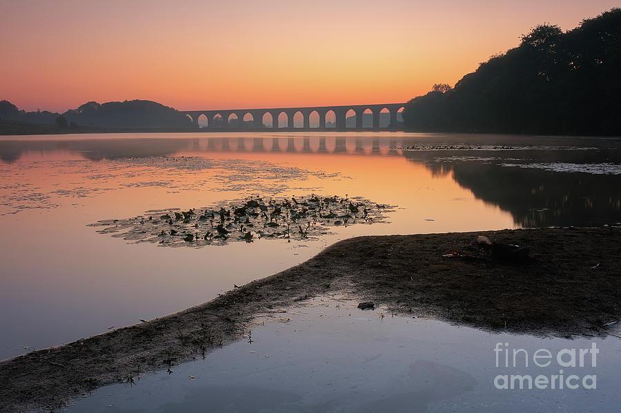 Dawn In Cullingworth Photograph