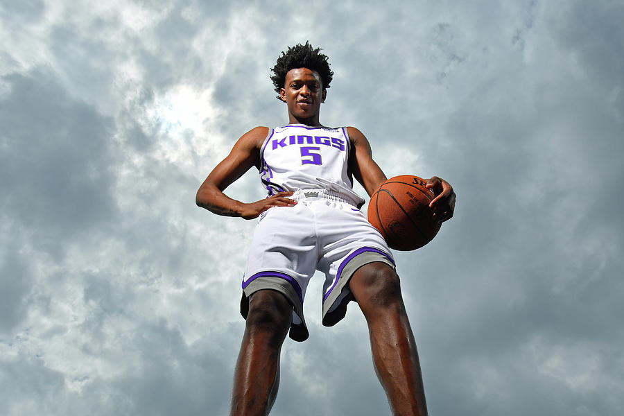 Deaaron Fox Photograph by Jesse D. Garrabrant