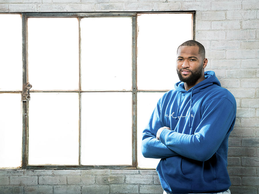 Demarcus Cousins Photograph by Nathaniel S. Butler