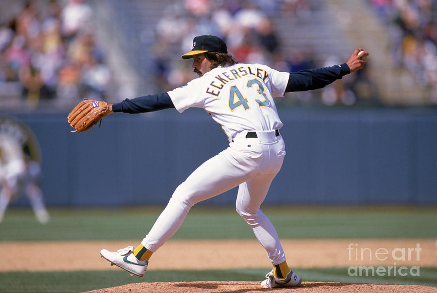 Dennis Eckersley Photograph by Otto Greule Jr
