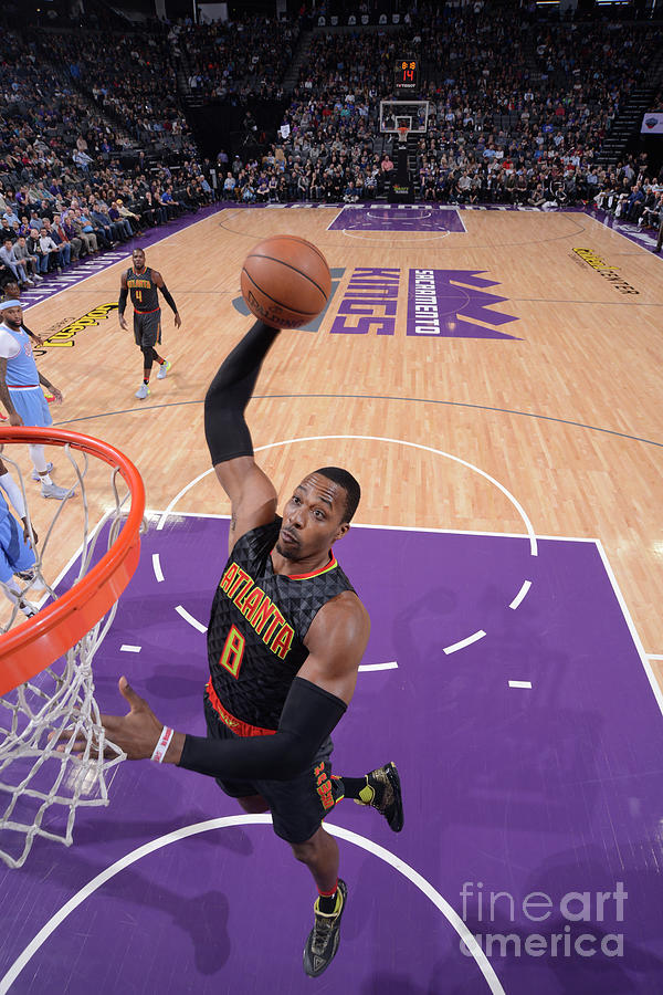 Dwight Howard Photograph by Rocky Widner