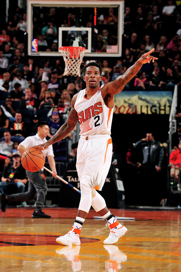 Eric Bledsoe Photograph by Barry Gossage
