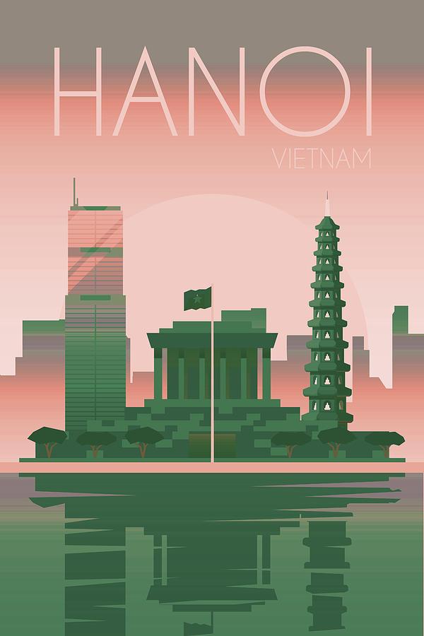 Hanoi Digital Art