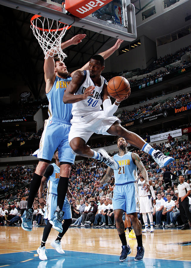 Harrison Barnes Photograph by Glenn James