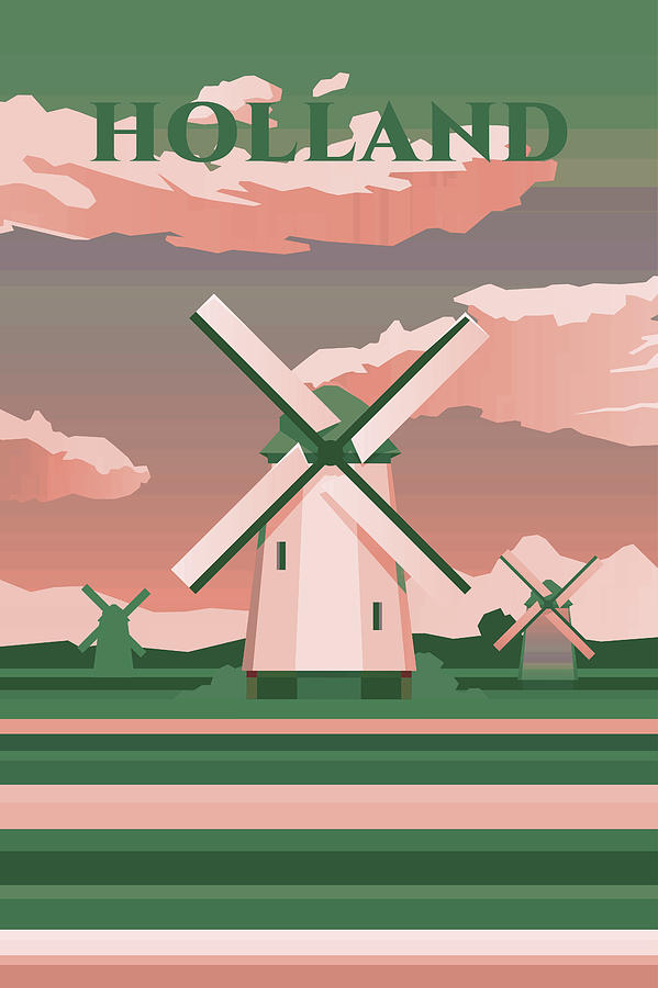 Holland Digital Art