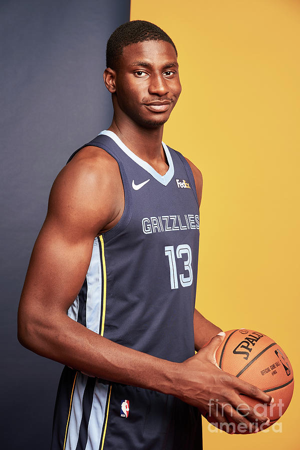 Jaren Jackson Photograph by Jennifer Pottheiser