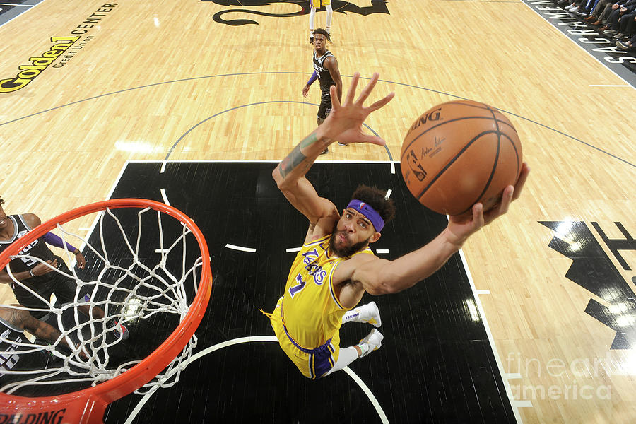 Javale Mcgee Photograph by Andrew D. Bernstein