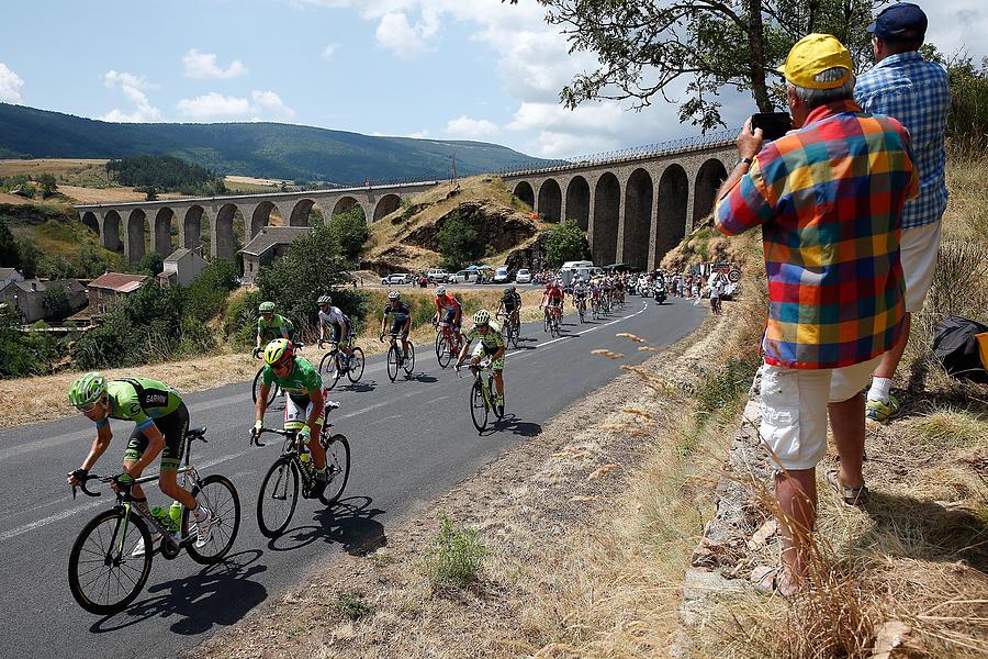Le Tour de France 2015 - Stage Fifteen Photograph by Doug Pensinger