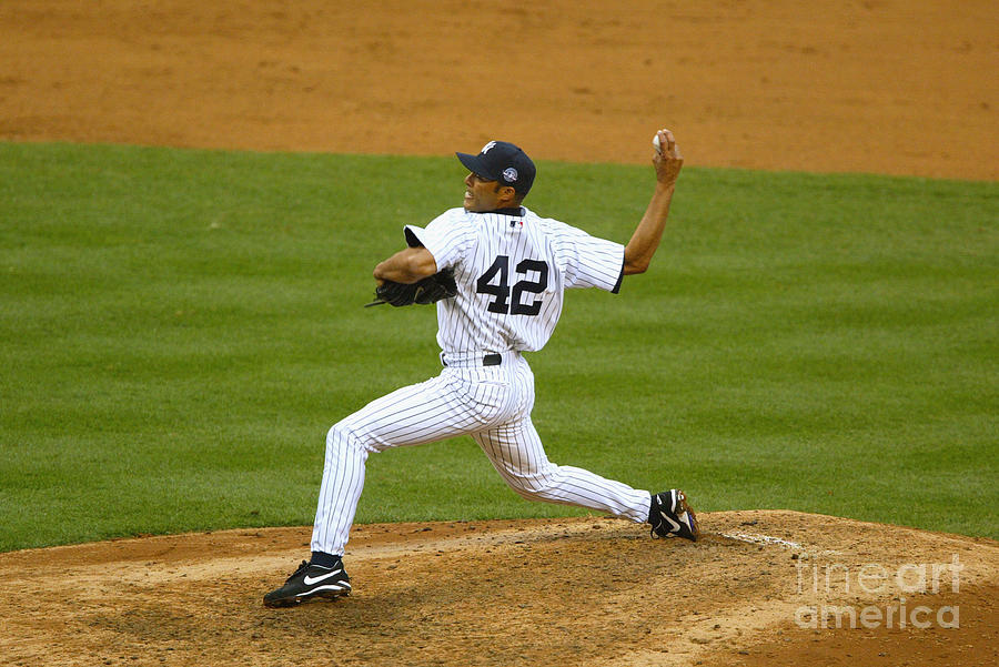 Mariano Rivera Photograph by Al Bello