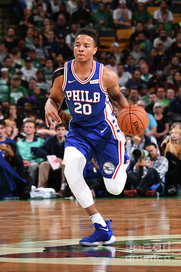 Markelle Fultz Photograph by Brian Babineau