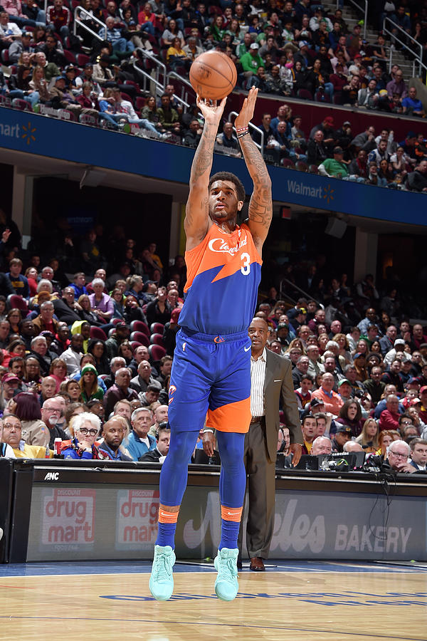 Marquese Chriss Photograph by David Liam Kyle