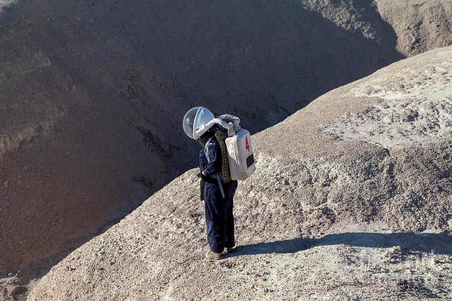 Mars Exploration Photograph