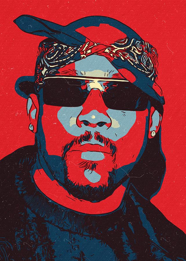 Art print POSTER Snoop Dogg and Nate Dogg 3