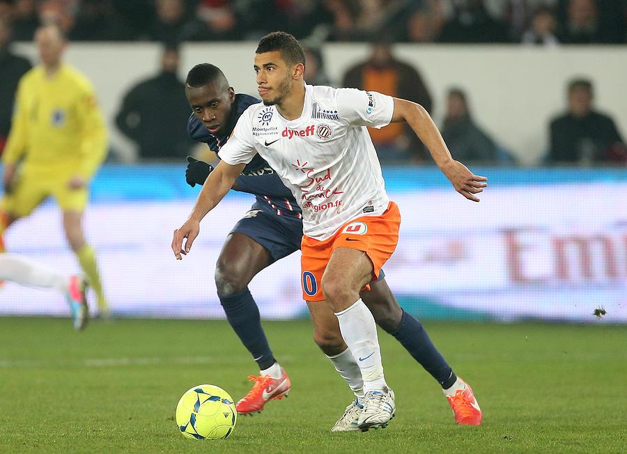 Paris Saint-Germain FC v Montpellier HSC - Ligue 1 Photograph by John Berry