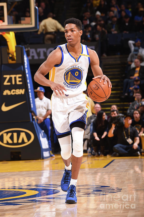 Patrick Mccaw Photograph by Noah Graham