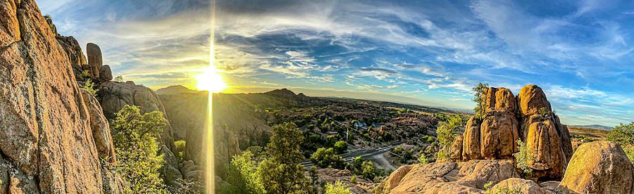 Prescott Sunsets Photograph