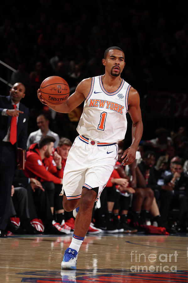Ramon Sessions Photograph by Nathaniel S. Butler
